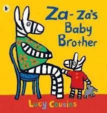 Cousins, L: Za-za's Baby Brother