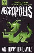 The Power of Five 04. Necropolis