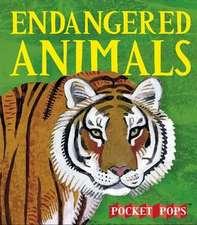 Endangered Animals: a Pocket Pop-up