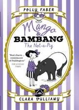 Mango & Bambang 01: The Not-A-Pig