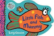 Little Fish and Mummy