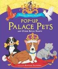 Saunders, R: Pop-up Palace Pets