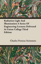Radiation Light and Illumination a Series of Engineering Lectures Delivered at Union College Third Edition:  The Theory of Conditioned Reflexes