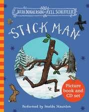 Stick Man. Book & CD