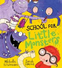 School for Little Monsters