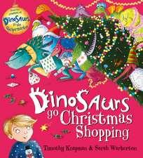 Dinosaurs Go Christmas Shopping