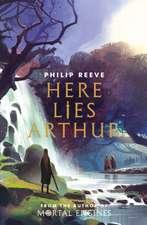 Here Lies Arthur (Ian McQue NE)