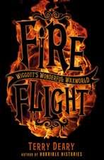 Wiggott's Wonderful Waxworld 02: Fire Flight
