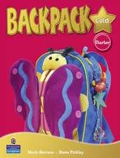 Herrera, M: Backpack Gold Starter Student's Book