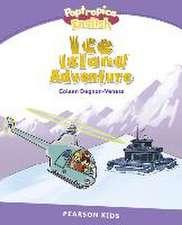 Degnan-Veness, C: Level 5: Poptropica English Ice Island Adv