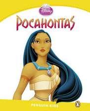 Level 6: Disney Princess Pocahontas