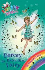 Rainbow Magic: Darcey the Dance Diva Fairy