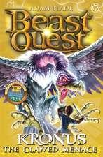 Beast Quest: 47: Kronus the Clawed Menace