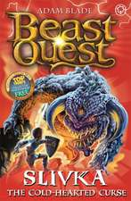 Beast Quest: Slivka the Cold-Hearted Curse
