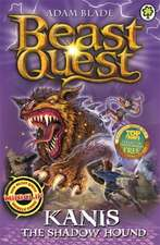 Beast Quest: Kanis the Shadow Hound