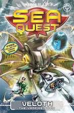 Sea Quest: Veloth the Vampire Squid