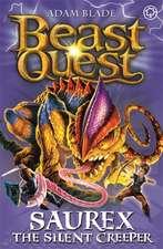 Beast Quest: Saurex the Silent Creeper