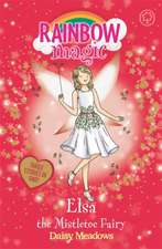 Elsa the Mistletoe Fairy