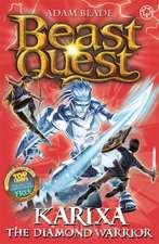 Beast Quest: Karixa the Diamond Warrior