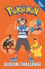 The Official Pokemon Fiction: Alolan Challenge