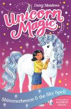 Unicorn Magic: Shimmerbreeze and the Sky Spell