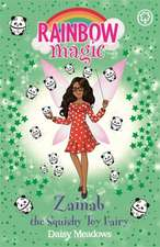 Meadows, D: Rainbow Magic: Zainab the Squishy Toy Fairy