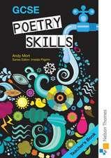 GCSE Poetry Skills Teacher's Book