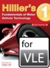 Hillier's Motor Vehicle Technology Book 1 VLE (Moodle)