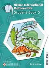 Nelson International Mathematics Student Book 5