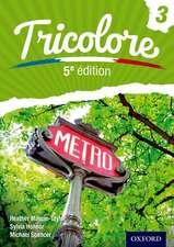 Tricolore 5e édition: Student Book 3
