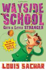 Wayside School Gets a Little Stranger: Rejacketed