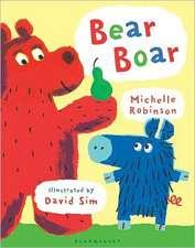 Bear Boar