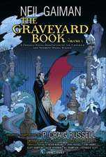 The Graveyard Book Graphic Novel Part 1
