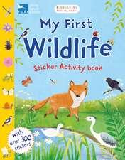 RSPB My First Wildlife Sticker Activity Book