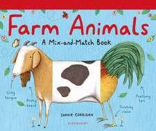 Farm Animals: A Mix-and-Match Book