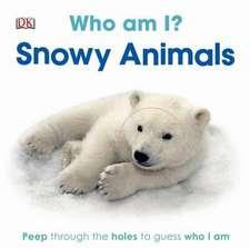Who Am I? Snowy Animals