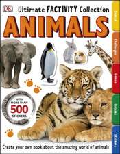 Animals Ultimate Factivity Collection: Create your own Book about the Amazing World of Animals