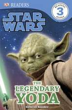 Star Wars The Legendary Yoda