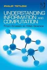 Understanding Information and Computation