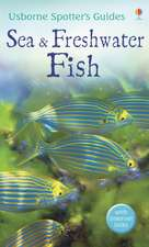 Sea and Freshwater Fish