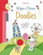 Wipe-Clean Books