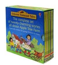 USBORNE FARMYARD TALES X 20 BOXSET