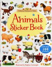 Greenwell, J: Farmyard Tales Animals Sticker Book