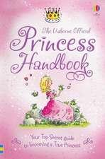 Davidson, S: Princess Handbook