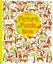 Picture Puzzle Book