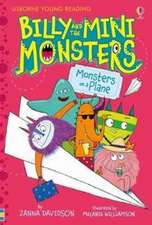 Davidson, Z: Billy and the Mini Monsters - Monsters On A Pla