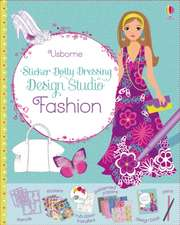 Sticker Dolly Dressing: Design Studio Fashion