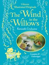 Usborne The Wind in the Willows Illustrated