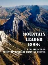 Mountain Leader Book