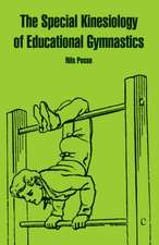 Special Kinesiology of Educational Gymnastics, The